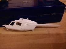 Bell Jet Ranger - fertig