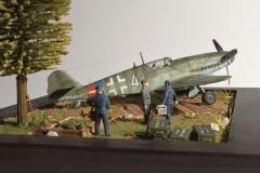 BF 109 Diorama